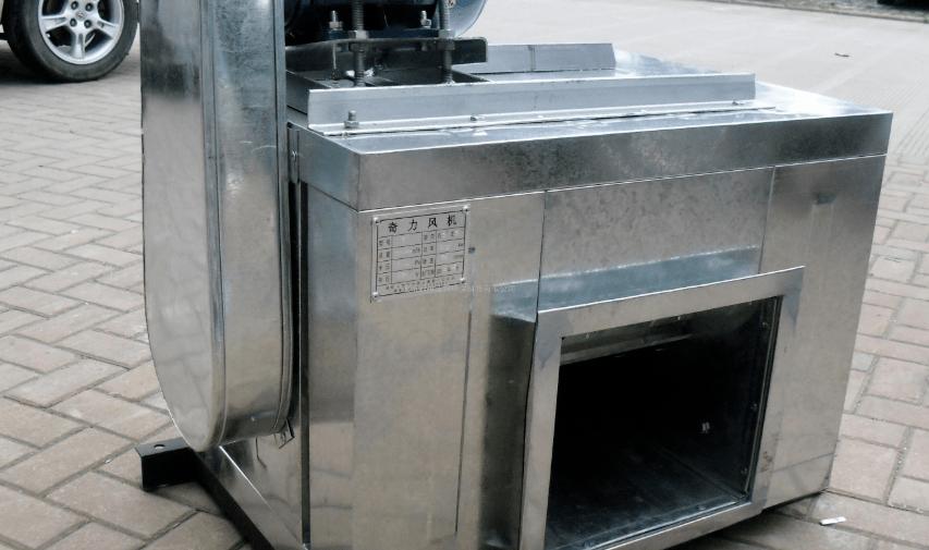 柜式离心风机安装过程中的小细节