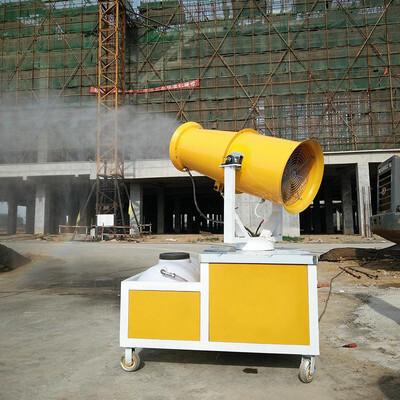 喷雾风机如何防止水泥开裂