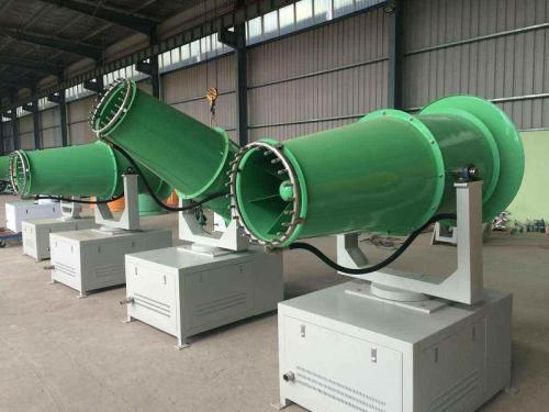 风送式远程喷雾机维护与保养