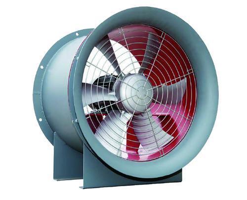 轴流风机的安装方式