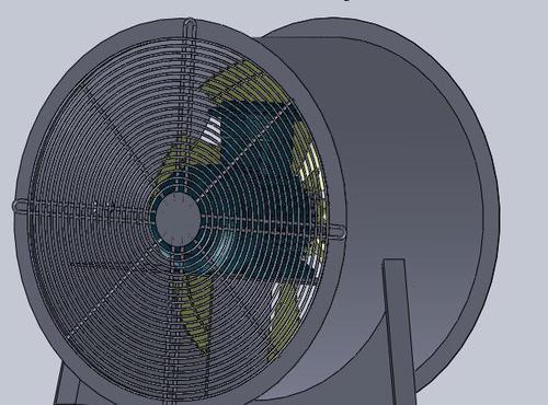 轴流风机的异常震动原因