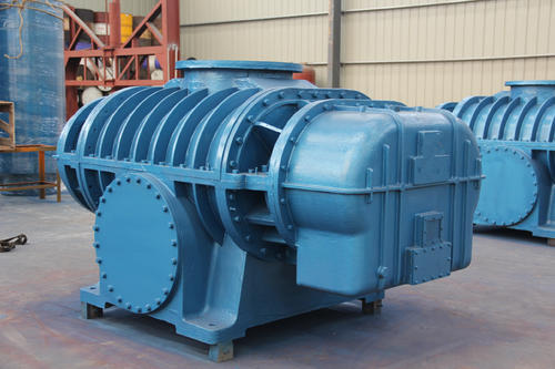 罗茨鼓风机内浮泥处理方法及进风口重要性