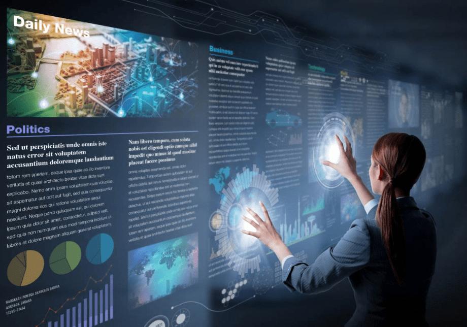 地铁全新视觉体验,信息发布系统实现信息化建设