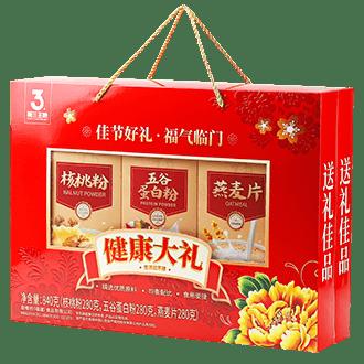 健康大禮 840g盒