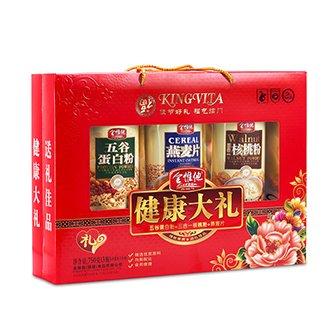 健康大礼 750g盒