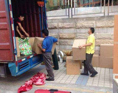 广州学校办公用品搬运