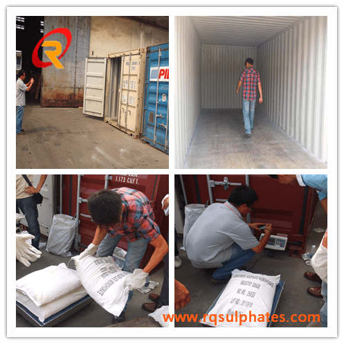 Delivery under the third part's supervison at the loading site