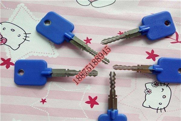 十字锁试开五件套工具