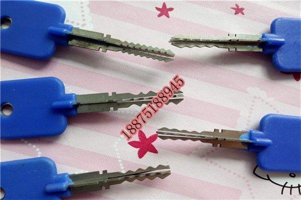 十字锁强开工具