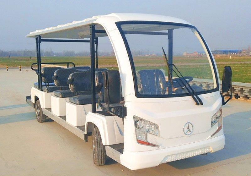 12座电动观光车