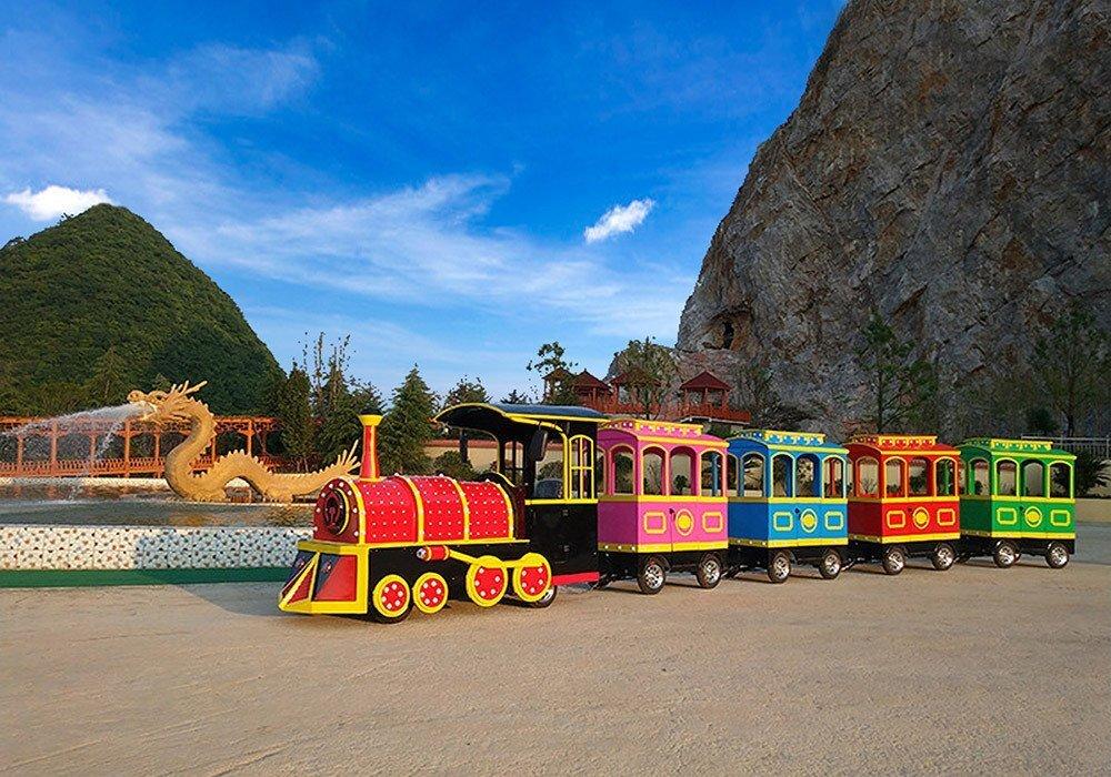 观光火车,景区观光火车,无轨观光小火车厂家