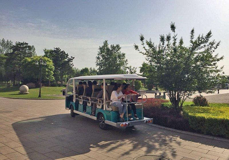 公园观光车