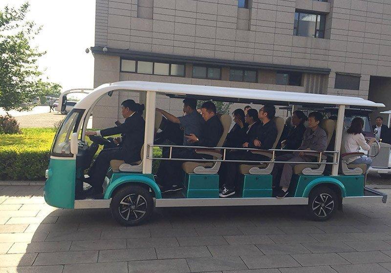 城市观光车