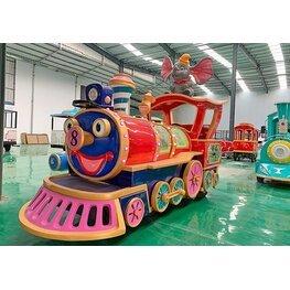 迪斯尼大火车