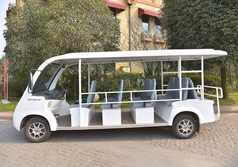 8座景区观光车