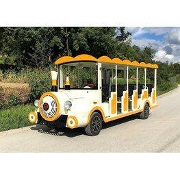 游乐园观光车