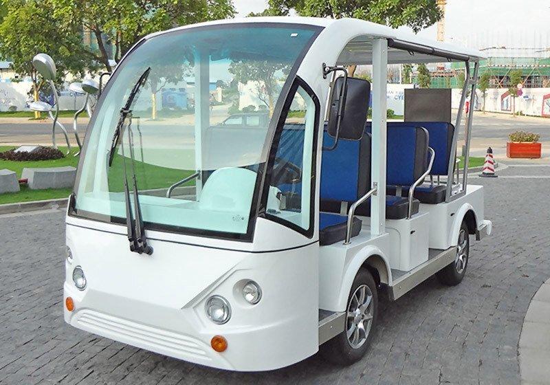 6座内燃观光车