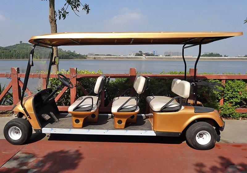 9座高尔夫球车
