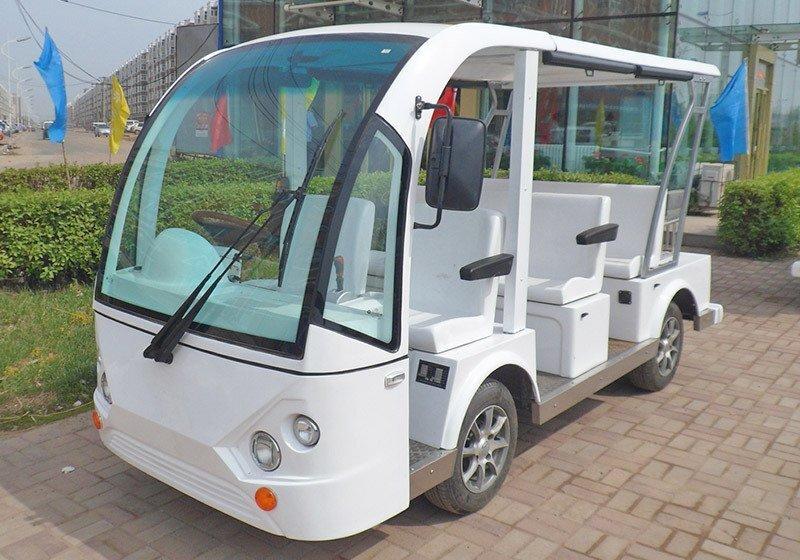 6座电动观光车