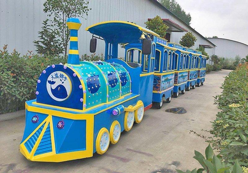 电动观光小火车厂家,商场电动小火车价格,生产观光小火车厂家