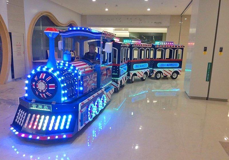 商场小火车