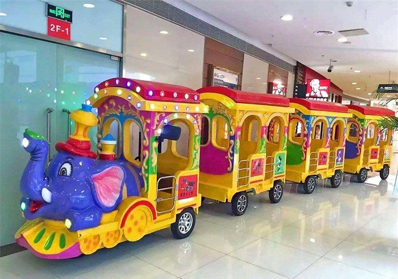 大象小火车