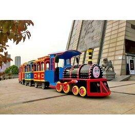 广场儿童小火车