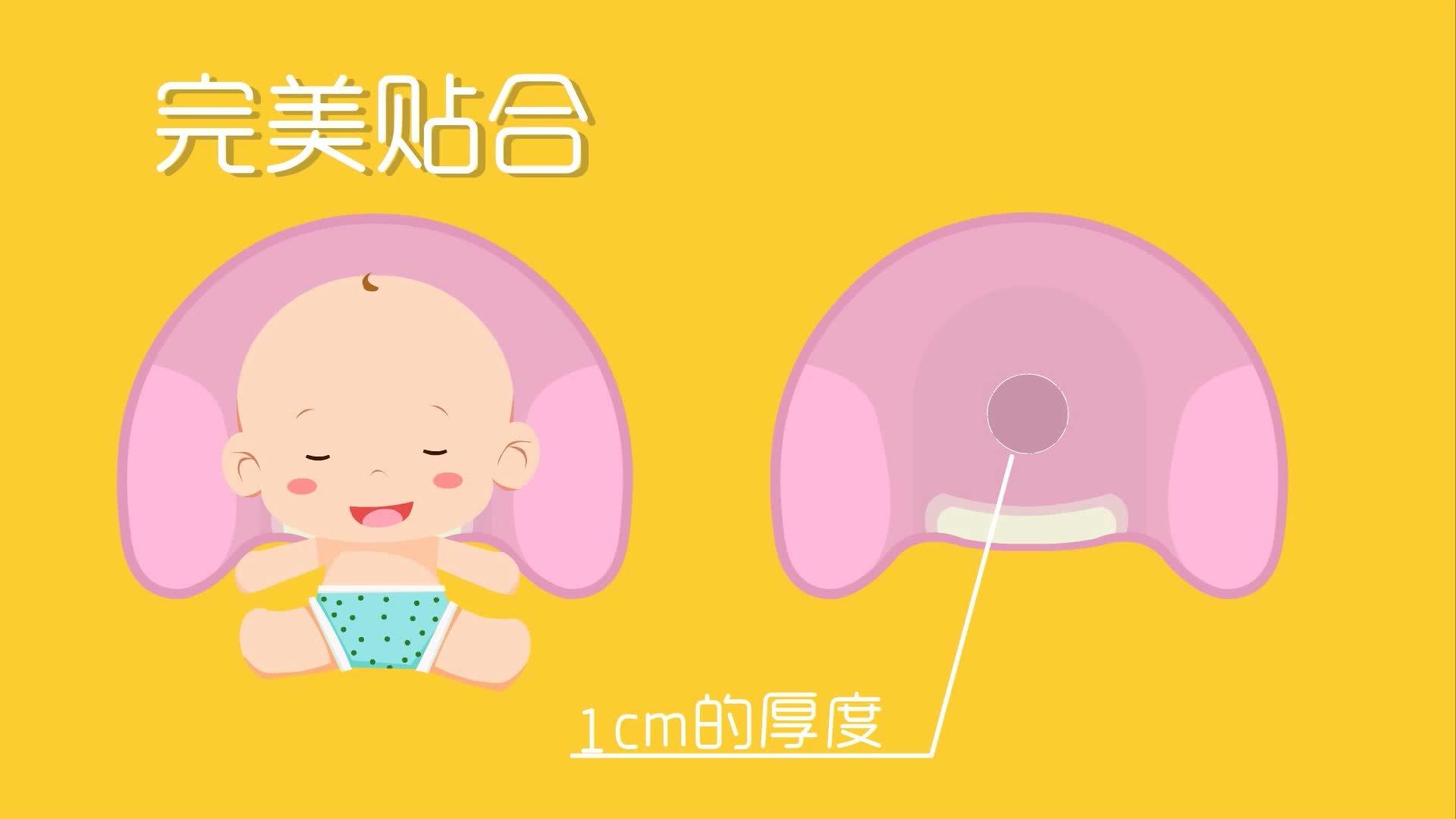 动画宣传片-温欧婴儿