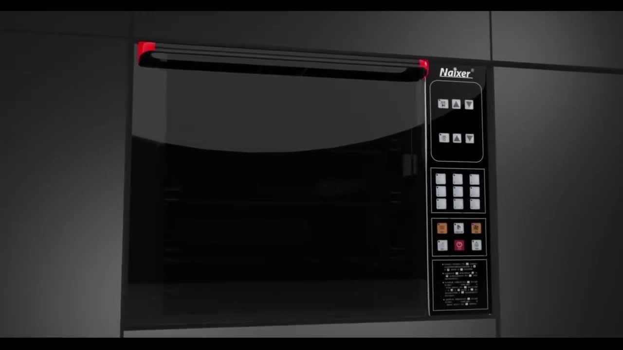 产品广告视频制作-烘烤机