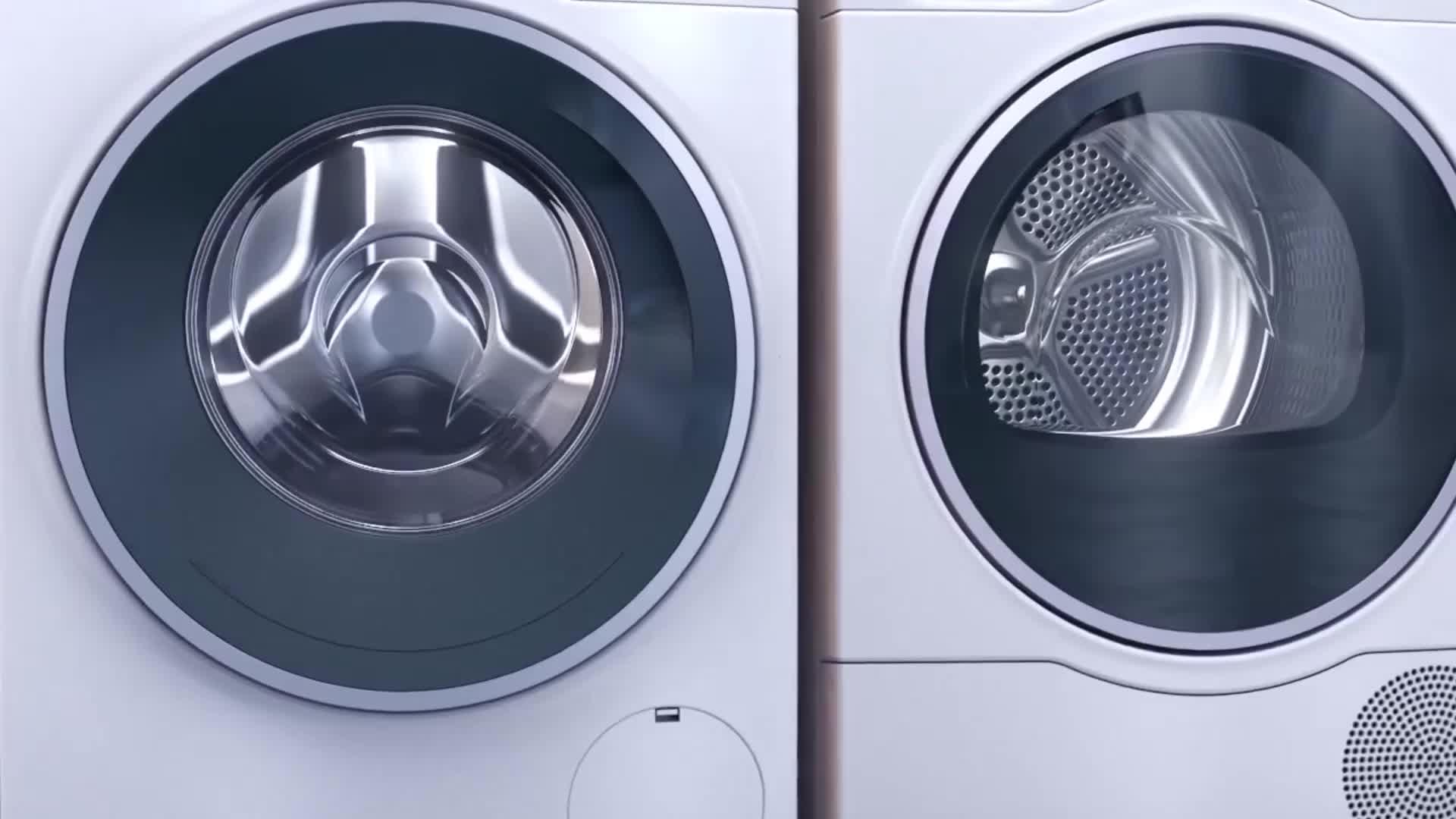 产品宣传动画-全自动洗衣机