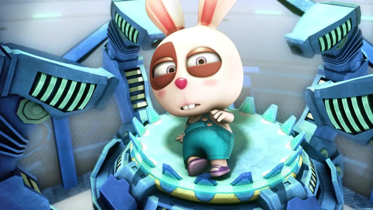 三维角色动画-闯堂兔