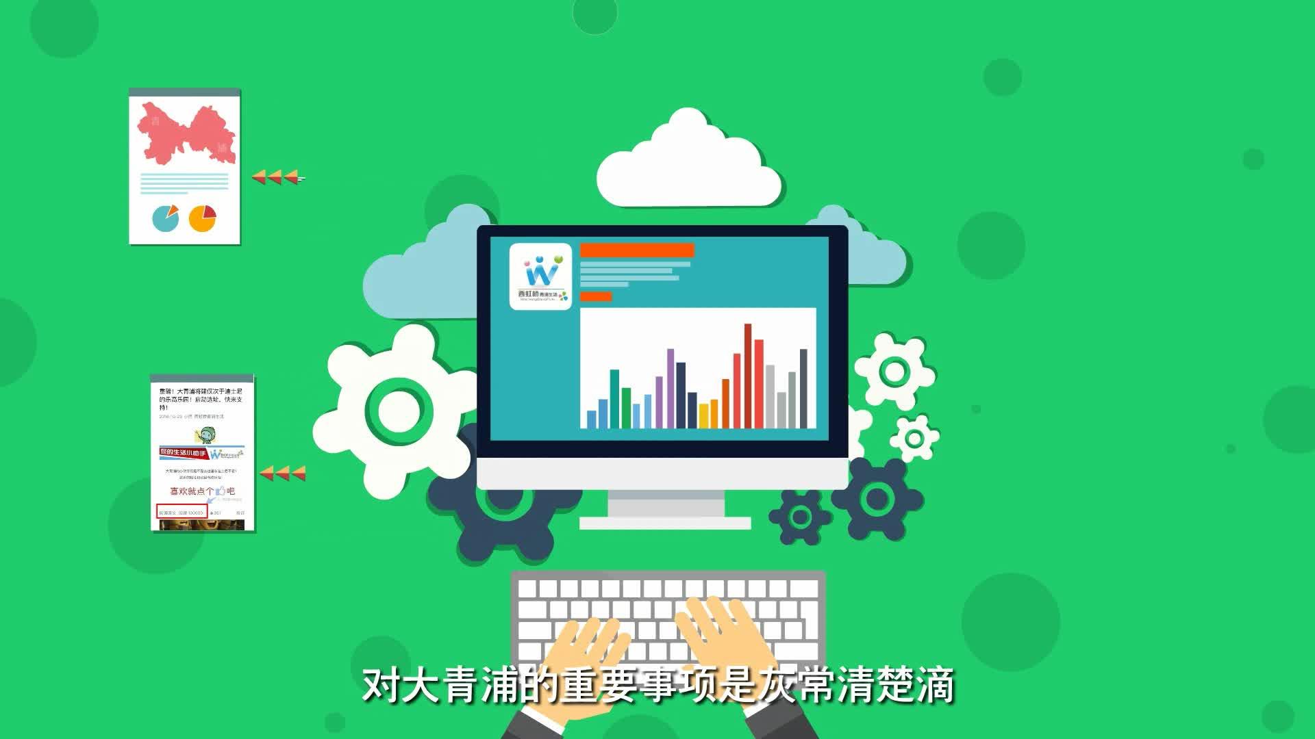 企业宣传片-青浦西虹桥