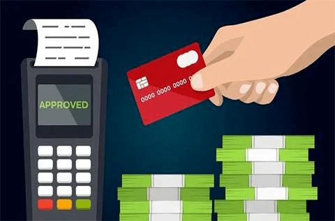 第三方支付公司的pos机快速到账的原理和安全性