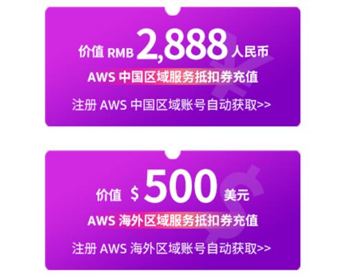 云计算领导厂商AWS携手博客园为开发者送福利