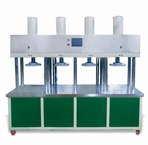 四缸压饼机