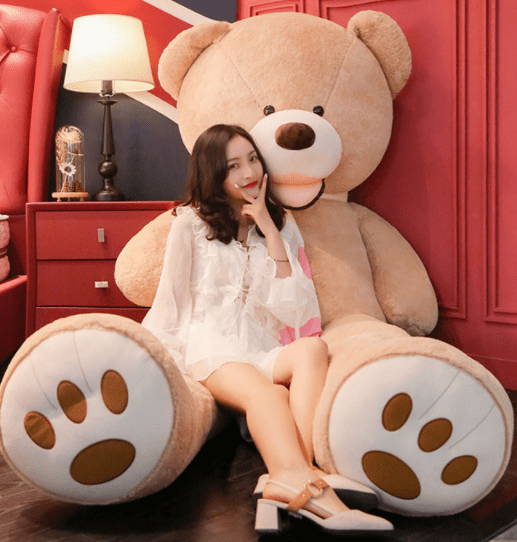 适合送女生的玩具熊礼物推荐