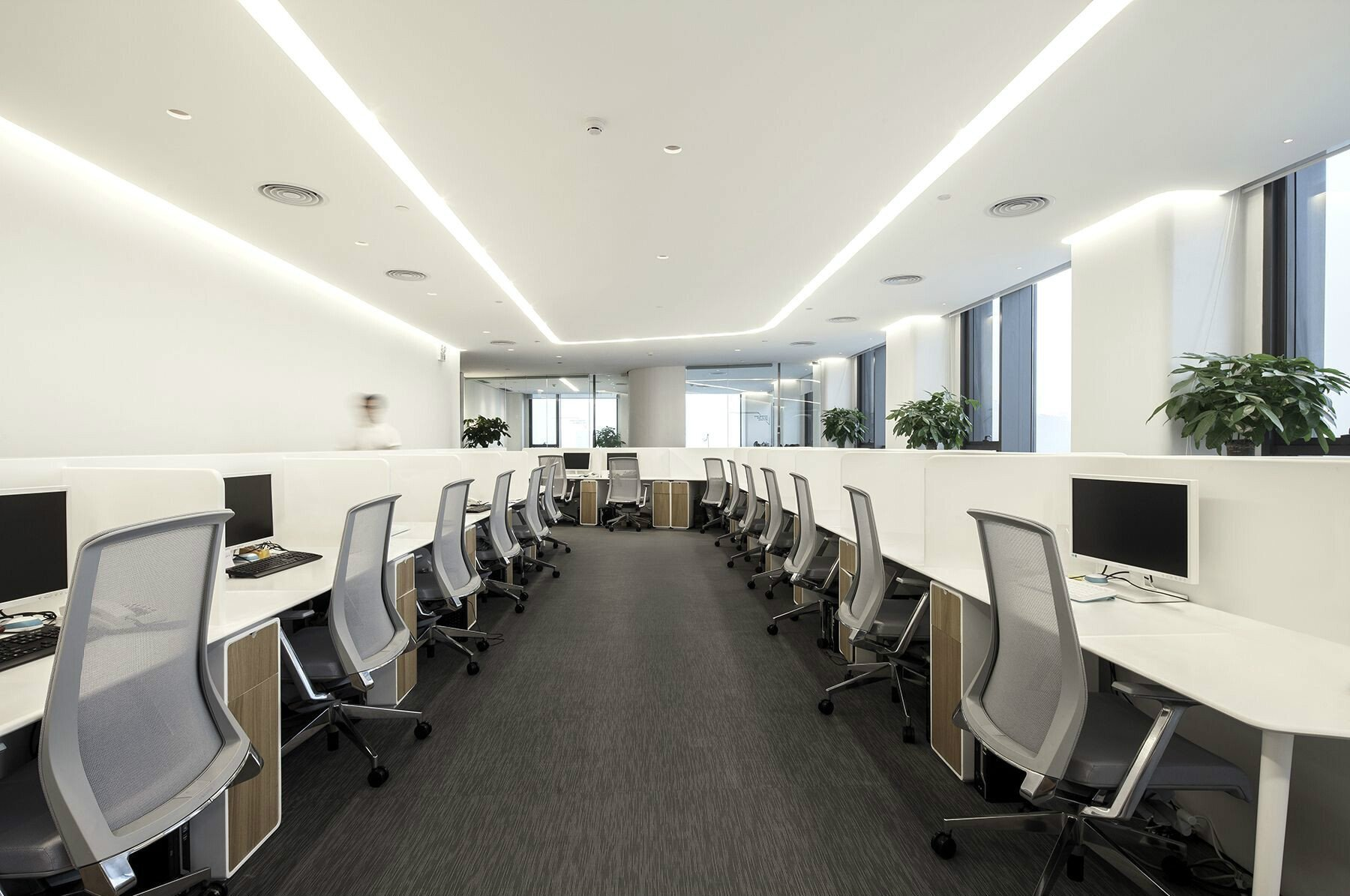 爱迪尔上海办公空间设计装修