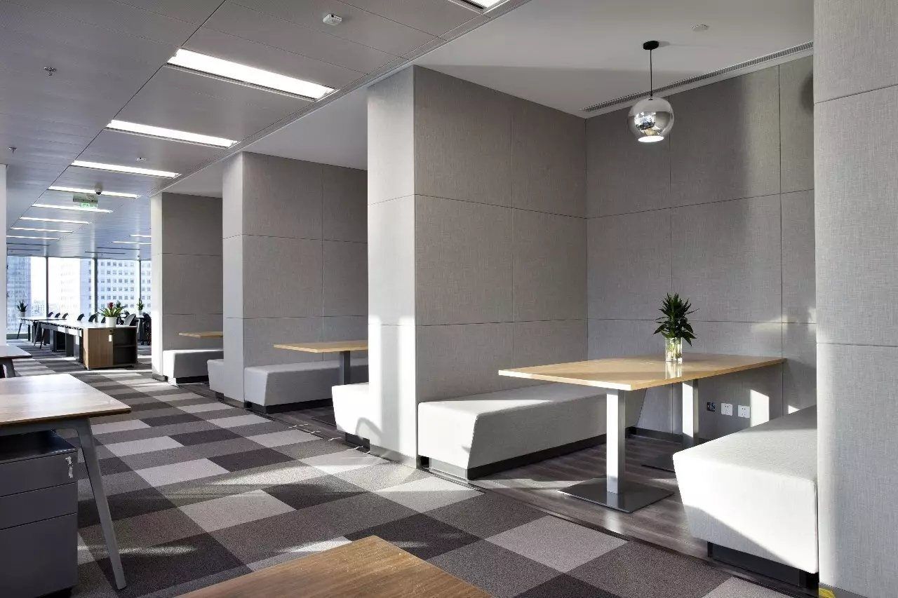 台湾鸿海科技上海办公室设计装修