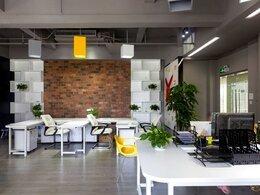 上海办公室装修中的颜值担当-吧台