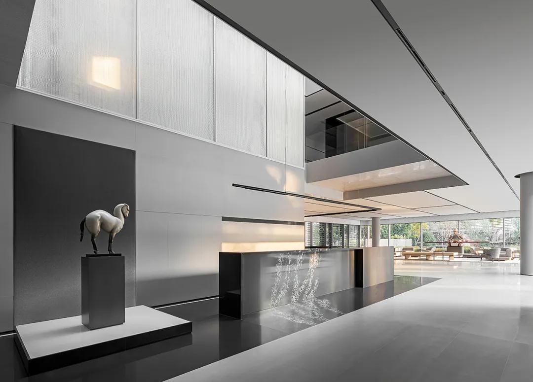 浙江杭州齐治科技股份有限公司办公楼设计
