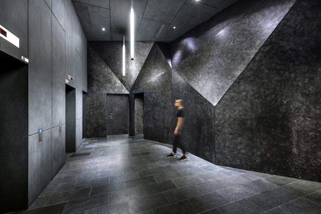 上海办公空间装修的公共区域设计要求
