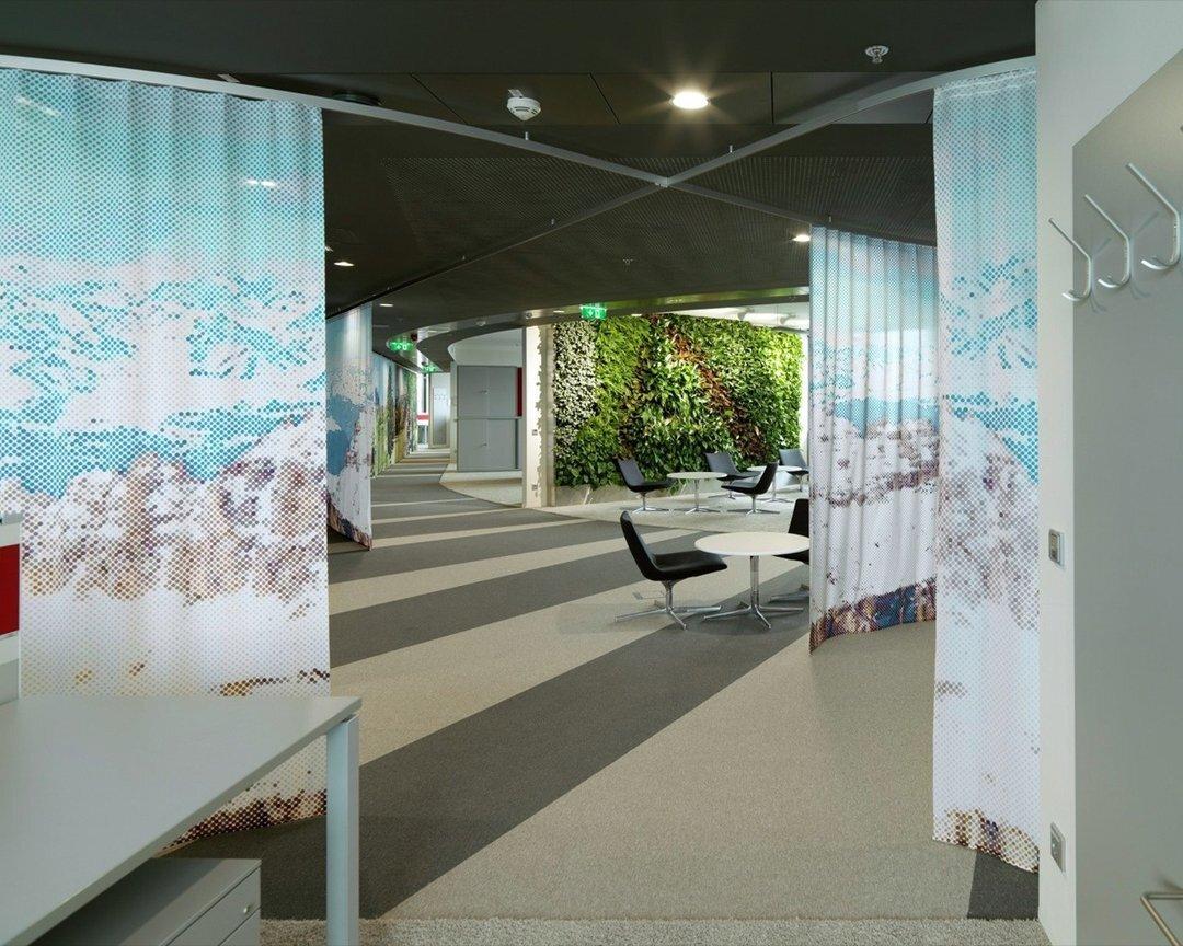 PVC地板让上海办公空间装修更加有创意
