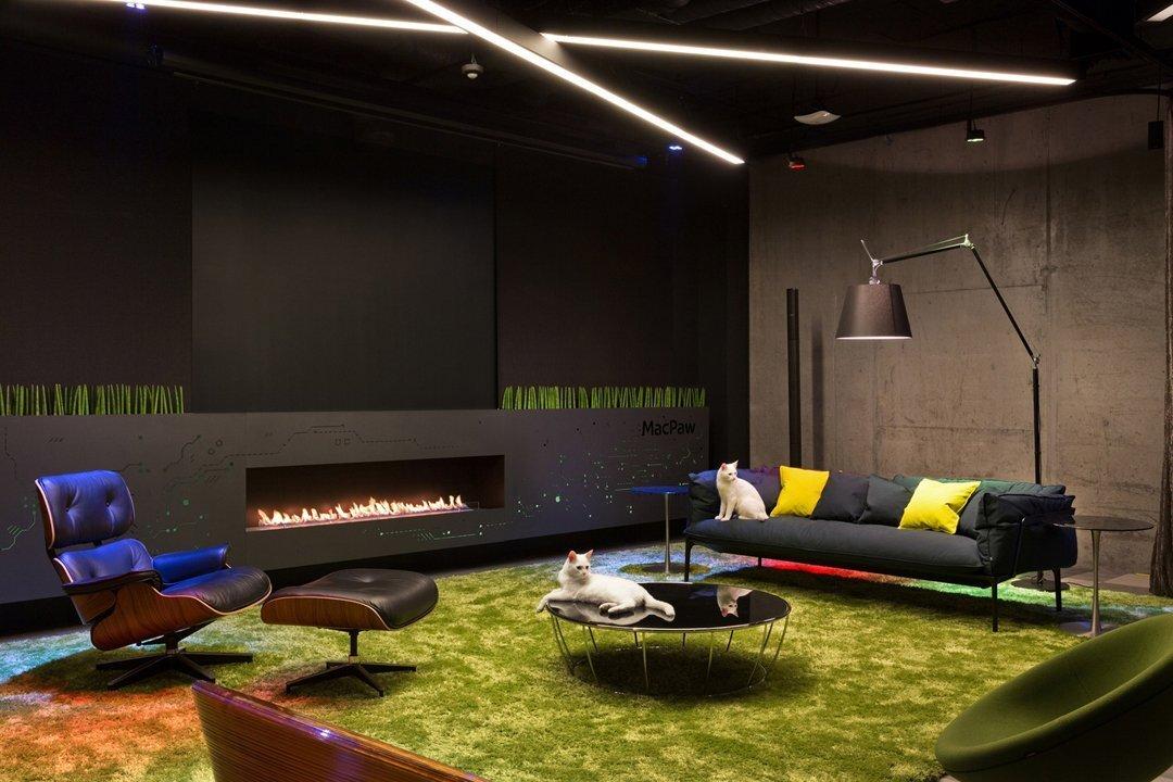 上海领导办公空间装修家具如何布置?