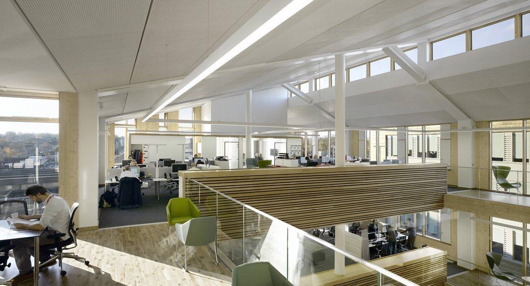 上海办公空间装修,家具搭配设计有什么讲究?
