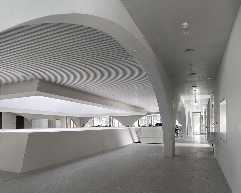 现代化上海办公空间装修需要坚持的理念