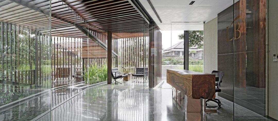 上海办公室设计5大风水小细节