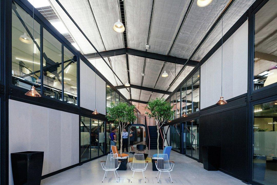 上海工业风办公空间装修设计有哪些特点