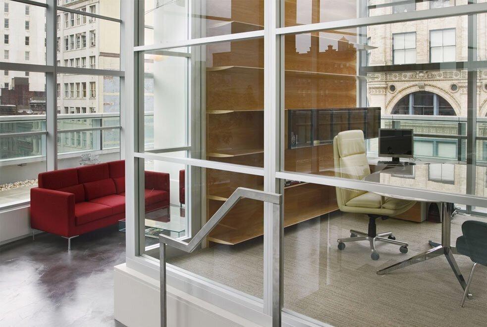 提高上海办公空间装修效果的6个技巧