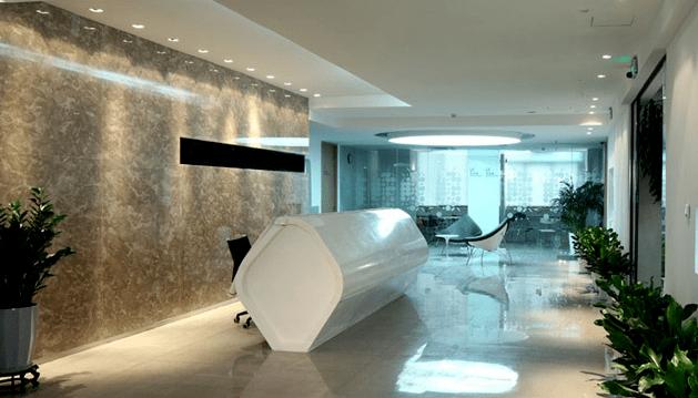 上海开放式办公空间装修有哪些要点