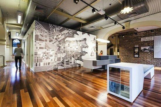 上海开放式办公空间设计如何实现